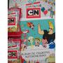 Album Cumpleaños Cartoon + 50 Sobres Cerrados
