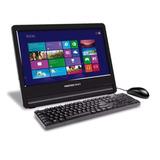 Positivo Bgh 525tv Kit 3d Pc Aio Intel Celeron 2gb 500gb Hdd