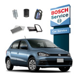 Service 80.000km Vw  Gol Trend/ Power En Bosch Car Service