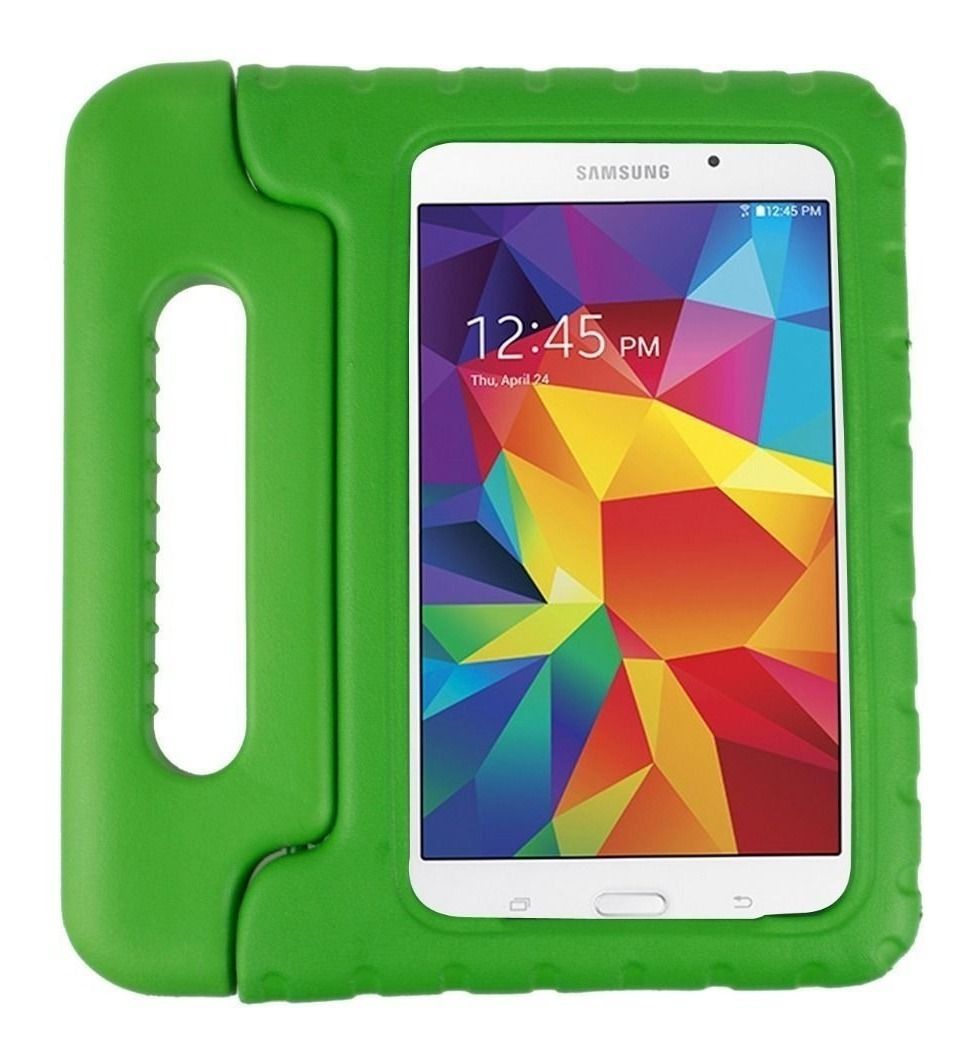 FUNDA TABLET KIDS MALETIN AIR 1/2/NEW/PRO 9.7 VERD