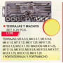 Terrajas Y Machos Set X20pcs. Power L110