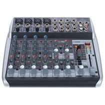 Consola Behringer Xenyx Qx1202 Usb Audiomasmusica