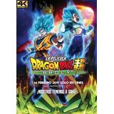 Dragon Ball Super Broly 4k Descarga, La Mejor Calidad!