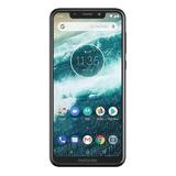 Motorola One 64 Gb Negro
