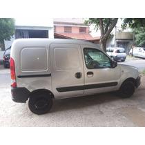 Camioneta Renault Kangoo 2 Furgon Porton Lateral Permutas