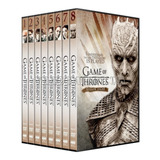Game Of Thrones Importe Por Temporada 8 Dvd Juego De Tronos