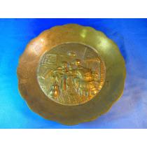 El Arcon Cuadro Placa De Bronce Labrado A Mano 21cm 48050