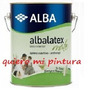 Albalatex Latex Interior Mate 20 Lts. Envíos S/c En Cap.fed.