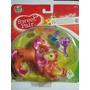 Pony Con Bebé Y Accesorios Para Peinar Lanard - Gianmm