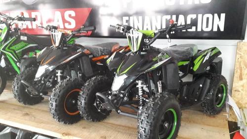 Minimax 49cc Minicuatri Pagani 410bikes