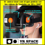 Visor De Realidad Virtual Con Activador De Videos De Youtube