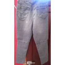Lote De 4 Babuchas De Jeans Nuevas!!