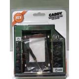 Caddy Segundo Disco Notebook Hdd Sata O Ssd Universal 9.5mm