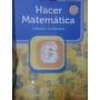 Hacer Matematica 6 Nueva Edicion Editorial Estrada Nuevo