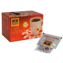 Cafe Cabrales En Saquitos Tradicional 6 Cajas De 20 Saq C/u