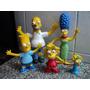 Muñecos Familia Los Simpsons 1990 Jesco Fox The Simpsons
