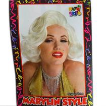 Peluca Marylin Style - Fiesta & Eventos En La Golosineria