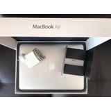 Macbook Air 13 Md761 Intel I5 4gb Ssd 256 Gb Inmaculada