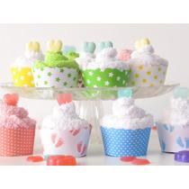 Cupcakes Toalla Y Jabon X 10 Uni. Zona Sur Y Zona Oeste