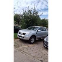 Ranger 4x4 Xlt 3.2 2015 Camioneta Ford Doble Cabina
