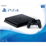 12 Cuotas Fijas Consola Sony Playstation 4 1tb Slim Ps4