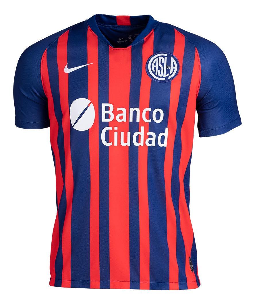 Camiseta Oficial Nike San Lorenzo 2024551