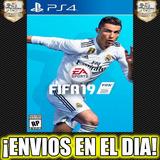 Fifa 19 Ea Sports Fifa 2019 Ps4 Juego Digital 2° 30% Off