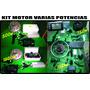Motor Para Bicicleta Electrica Kit De 350w-varias Potencias