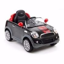 Mini Cooper A Bateria Kiddy Control Remoto Esp La Cigueña