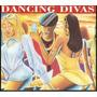 Dancing Divas -compilado Maxis Digipack Nuevo Cerrado Stock