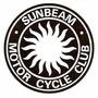 Carteles Antiguos Chapa Gruesa 50cm Moto Sunbeam Moto -206