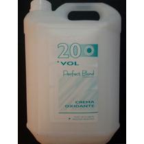 Crema Oxidante Perfect Blond Por 5 Litros Envios
