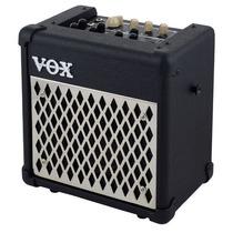 Vox Mini5 Rhythm Double Classic Combo Para Guitarra