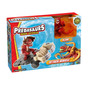 Dinosaurios Predasaurs Aqua Atack Set Vehiculo De Batalla Tv