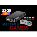Arcade Consola Mini Retro Recalbox Miles De Juegos 32gb Mame