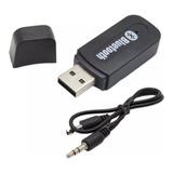 Receptor Adaptador Audio Bluetooth Aux 3.5. Auto Spotify Cel