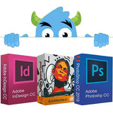 Adobe Photo+ilus+ind+instalacion Remota Mac/win