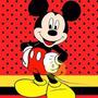 Etiquetas Para Golosinas Personalizadas - Candy Bar Mickey