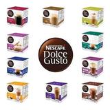 Capsula Nescafe Dolce Gusto - Oferta 12 Cajas X 16 Unid.