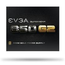 Fuente Evga 850w Supernova 80 Plus Gold Atx Fully Modular