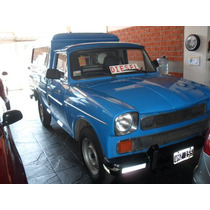 Rastrojero Indenor Diesel 1976 Azul Impecable !!!
