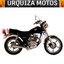 Moto Mondial Hd 150 Hd150 Custom Cafe 0km Urquiza Motos