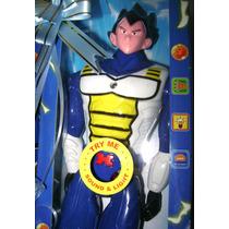 Muñeco De Dragon Ball Z De 30 Cm C/luz Y Sonido ! Por Unidad