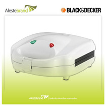 Sandwichera Black & Decker G605w Envío Gratis