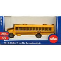 Siku Bus Escolar Americano-escala 1:87.minijuegosnet