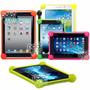 Funda Silicona Tablet 7 8 9 10 Pulgadas Bumper Anti Golpes