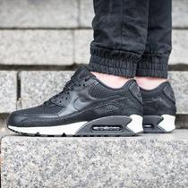 Nike Air Max 90 Leather Stingray 9,5 Us Liquido Sneaker Liqu