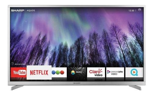 Smart Tv Sharp Full Hd 50  Sh5016mfix