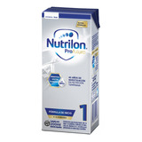 Leche De Fórmula Líquida Nutricia Bagó Nutrilon Profutura 1 Por 90 Unidades De 200ml