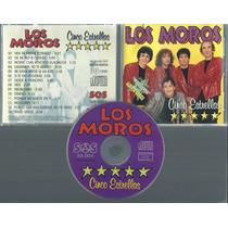 Los Moros Cinco Estrellas Cd Nuevo Original 1998